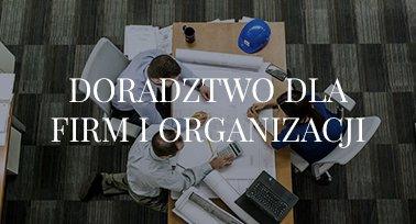 doradztwo firm i organizacji